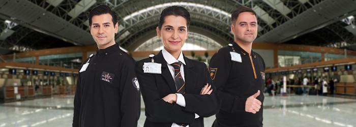 İstanbul Sabiha Gökçen Havalimanı, Artık Ulusal Özel Güvenlik'e Emanet