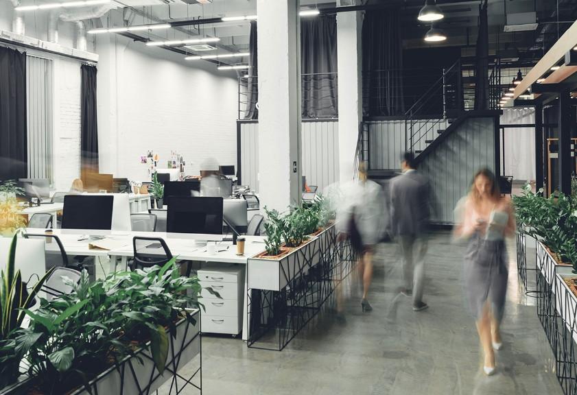 Kurumsal Ofis Binaları